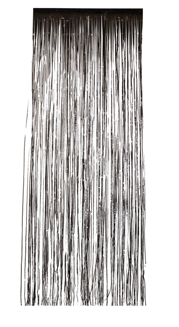 Shimmer curtains