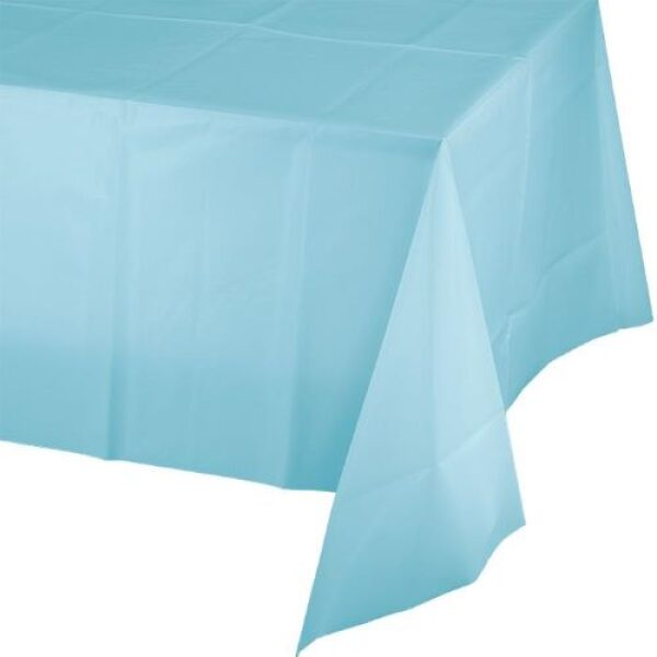 Table cover Baby Blue