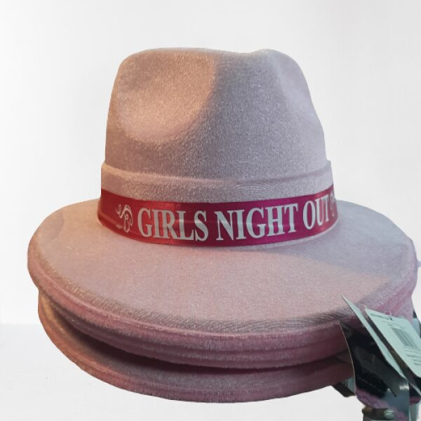 Girls Night Out Fedora