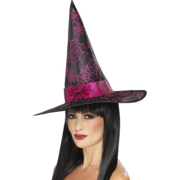 Witch hat cobweb