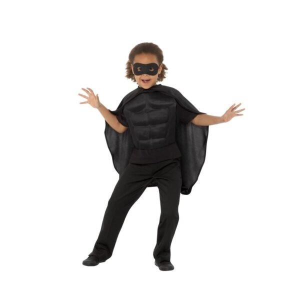 super hero kit black