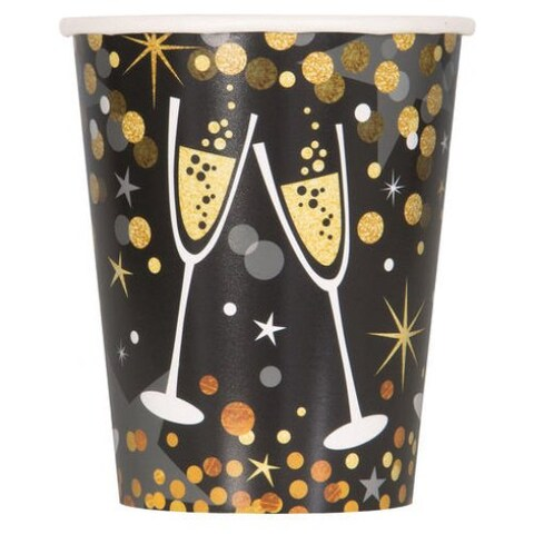 new year cups